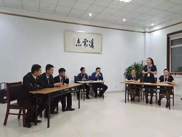 碧桂园滨州片区营销专场培训圆满落幕!