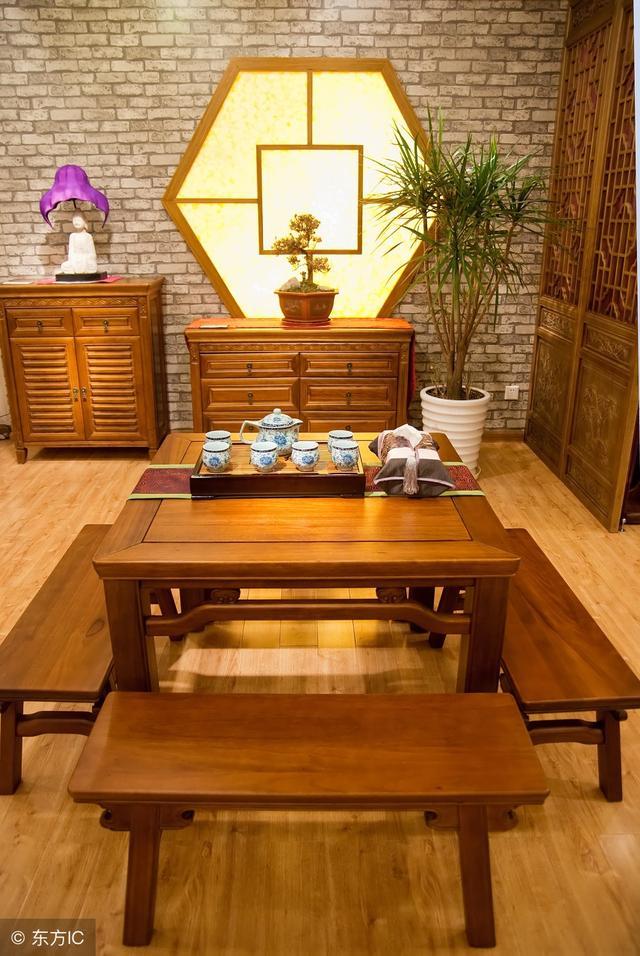 淡遠裝飾家裝攻略系列——優雅的中式落地燈,營造出東方魅力家居