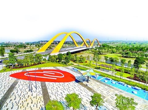 三水启动近百项目推进城市治理现代化 创造城市三水更美好生活