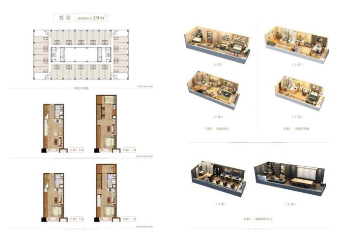 长沙龙湖新壹城: 商业公寓投资为什么这么火?