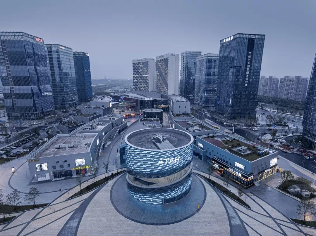 318米的龙之梦将新增2000间客房,是否透支柯桥酒店市场?