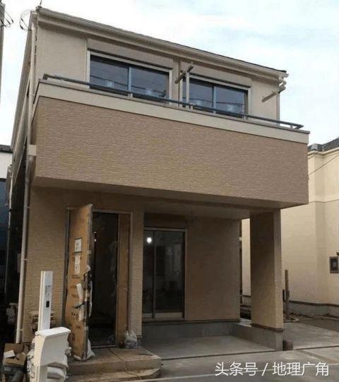 为什么日本人多是住独幢房子?