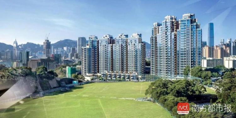 香港:车位涨幅秒杀豪宅,最猛年涨240%!最贵车位600万!