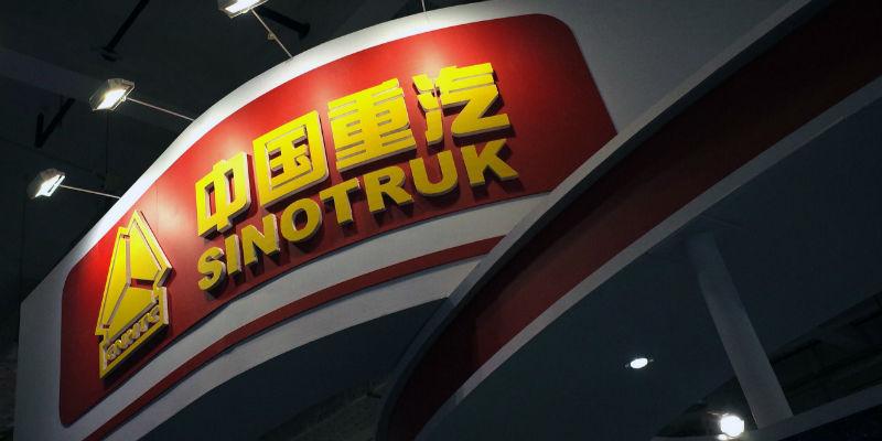 中国重汽卸载房地产 重回主车道