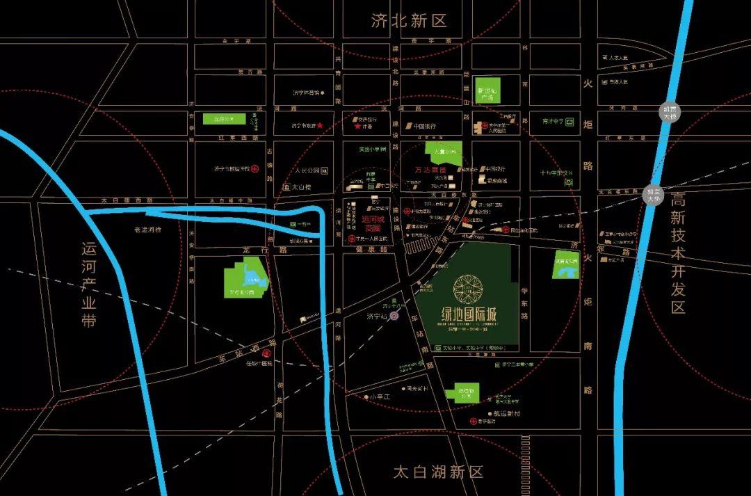 绿地雄心:一次见所未鉴的革命!济宁绿地国际城,全龄健康社区