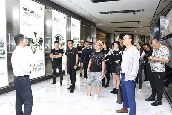 博德瓷砖开启2018第2期高端设计师游学之旅,探寻设计的最高