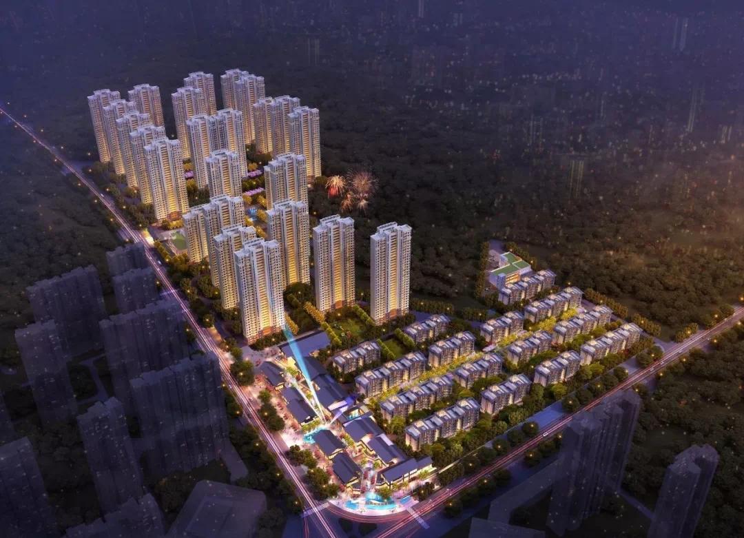 万科理想城,聚焦城市新动向