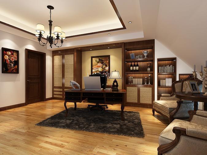芜湖书房装修四种风格各有千秋