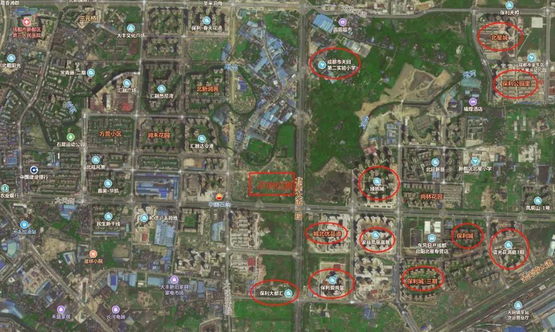 龙湖5.69亿进驻大丰十字路口!新都将建品质楼盘+商业综合体
