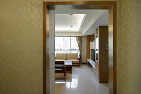 新家裝修不需要過多裝飾 簡單舒適就好