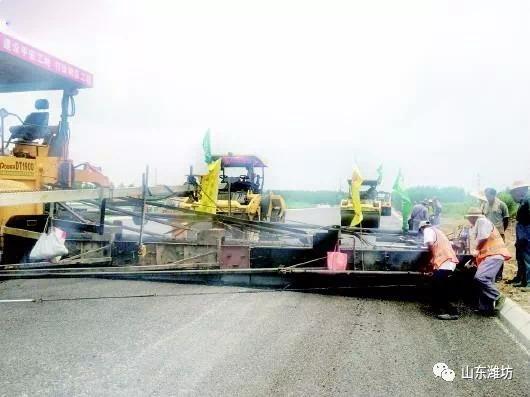 济青高速公路改扩建工程最新进展
