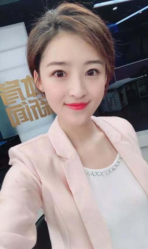 7月29日央视著名主持人杨茗茗登陆德州