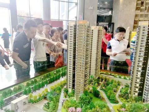 揭阳市区楼市近况: 入市房源增多 市民理性选购