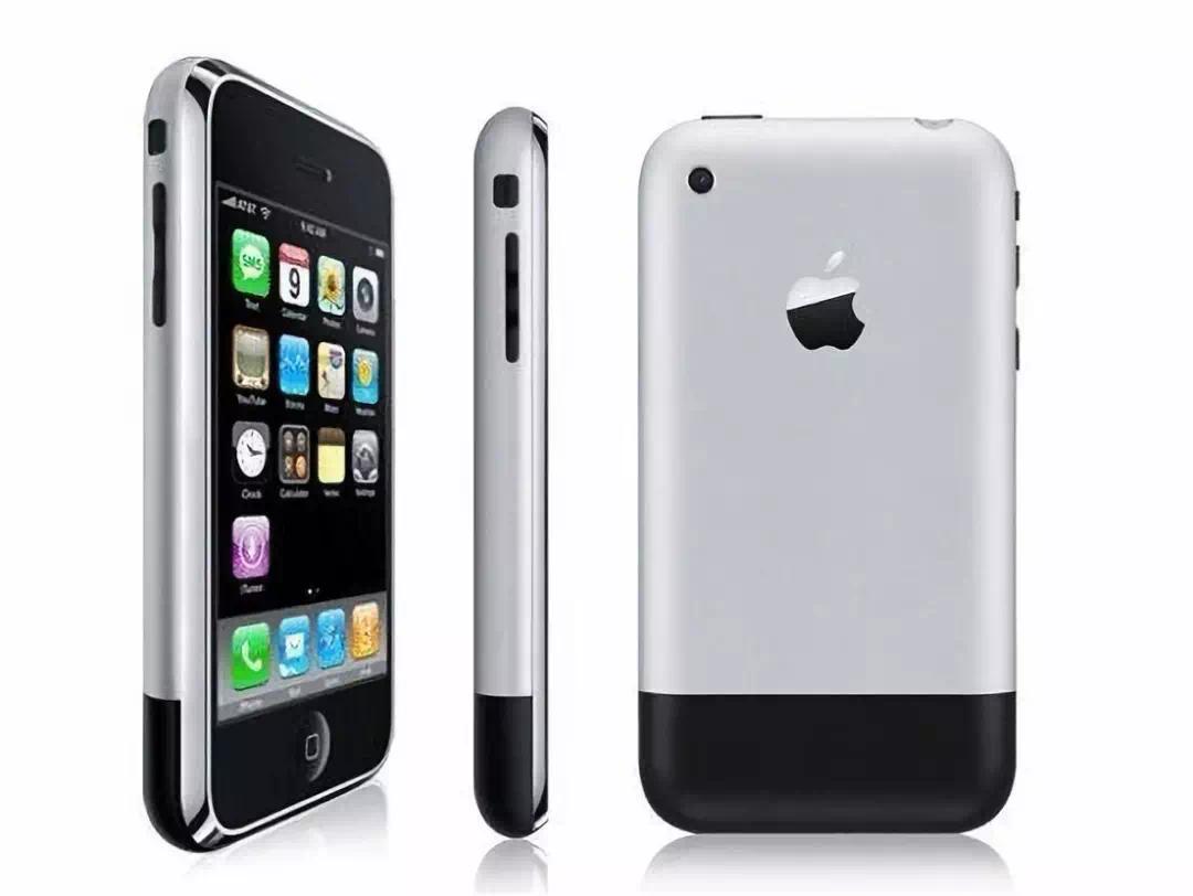 不是只有苹果才能改变生活!Ta的每一代也都是一个时代