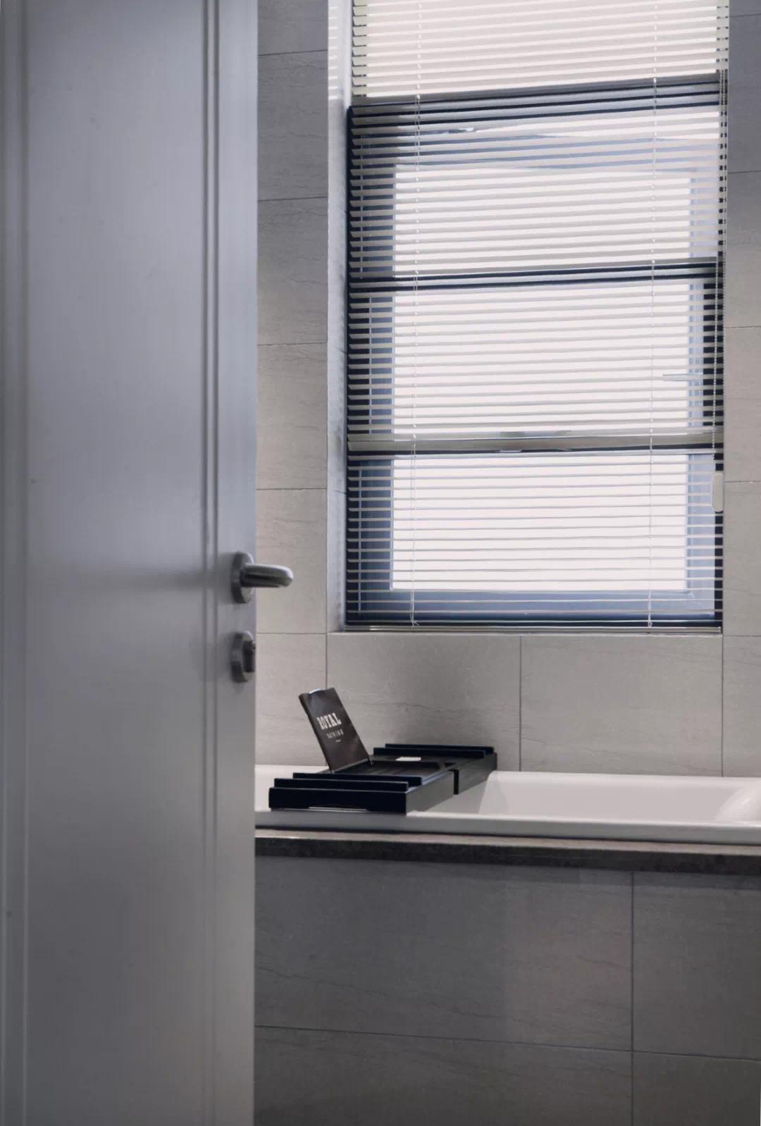 190平大空间户型重改,打造低调完美的舒适生活 装修 第14张
