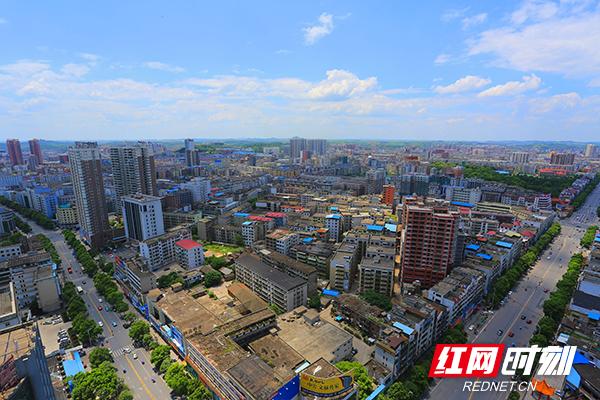 耒阳:第三产业成为转型发展新动力