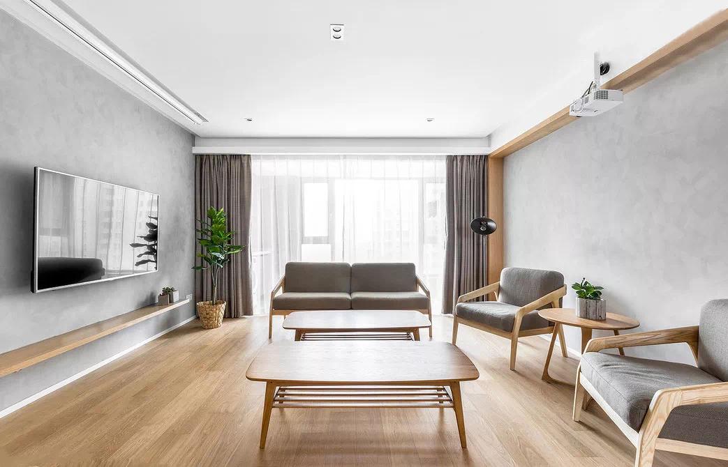 自然、舒适、简约、实用,把住宅做到了极致的日式风格 日式 软装 第5张