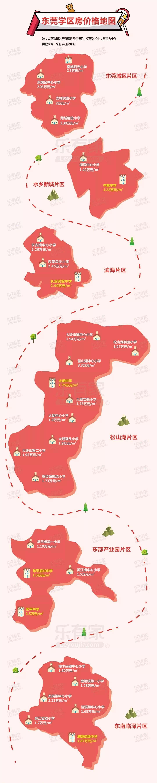 独家!粤港澳大湾区最全学校排名+学区房价地图