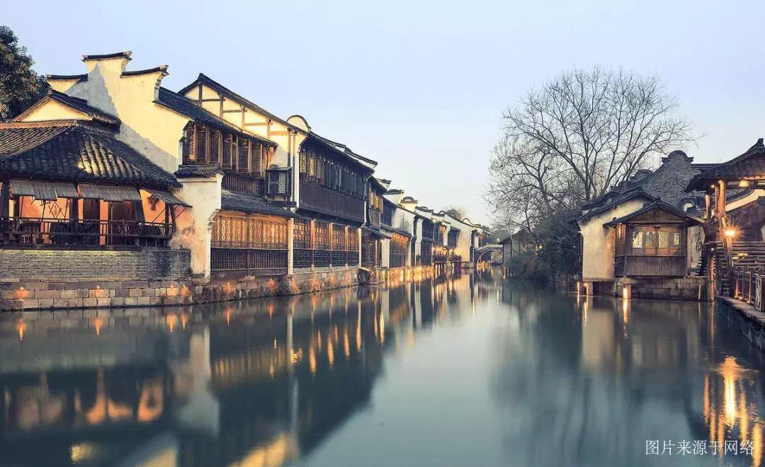 古运河畔,孕育一城风范