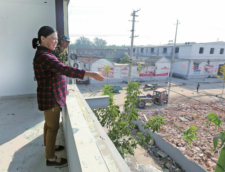 濟南先行區引爆區7個村已啟動拆遷 甜水新村19年后再喬遷