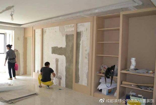 菡萏怡景装饰旧房翻新装修费用需要多少旧房翻新装修如何省钱?