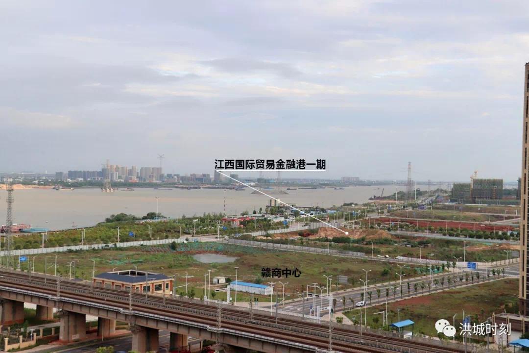 多个金融项目将要落户  九龙湖新城要打造红谷滩金融商务区二期