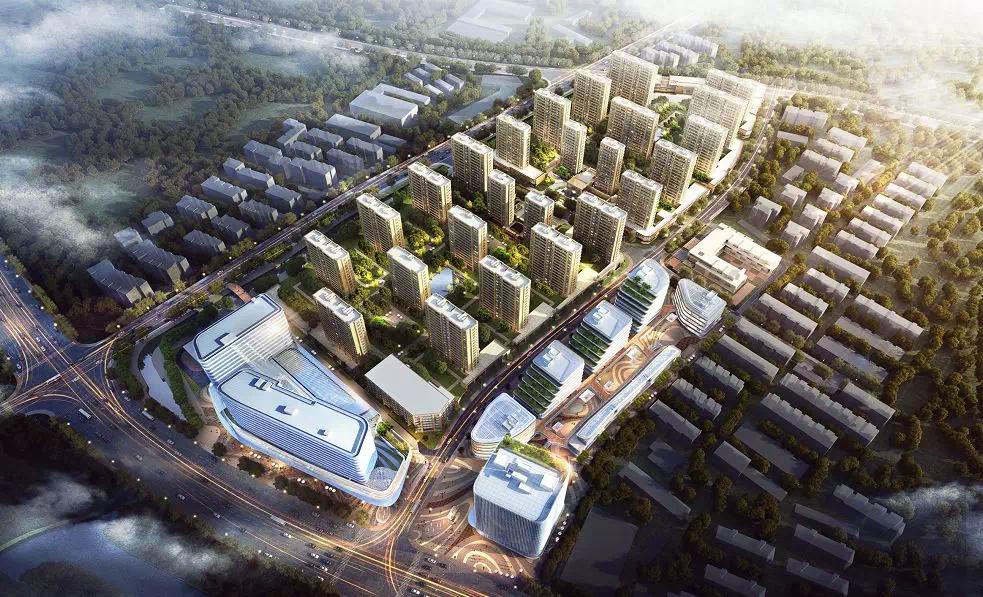 两大央企联袂打造,葛洲坝招商紫郡蘭园强势席卷新鼓楼中心