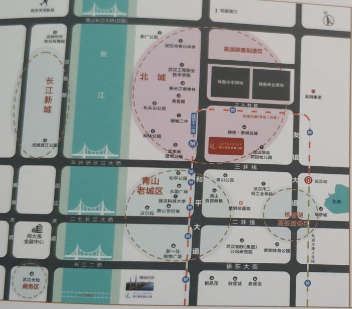武汉绿地香树花城二期,西兰蒂亚北城公馆,精品loft复式公寓