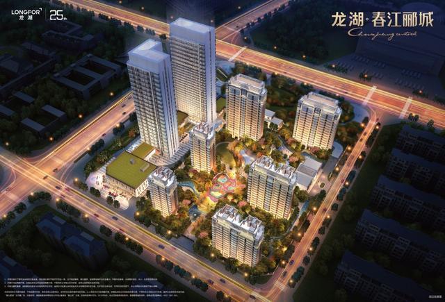 龙湖春江郦城首开售罄创奇迹 景观楼王热势即将加推