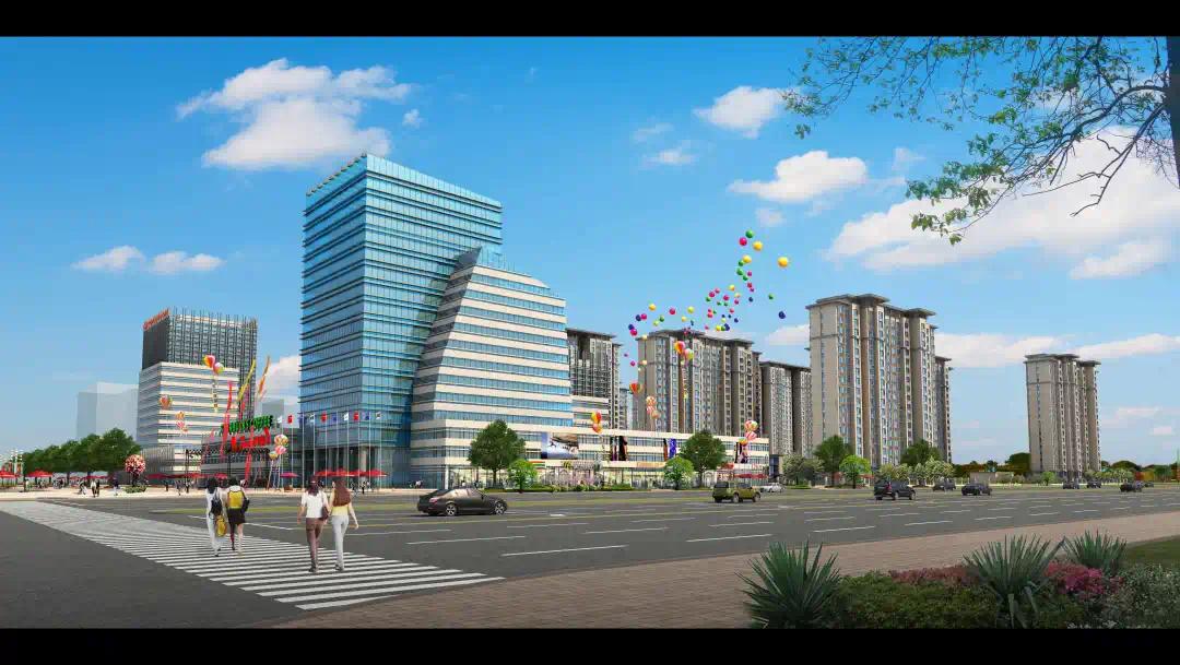 哈弗城D3区丨未来,是炸开的一道光!!