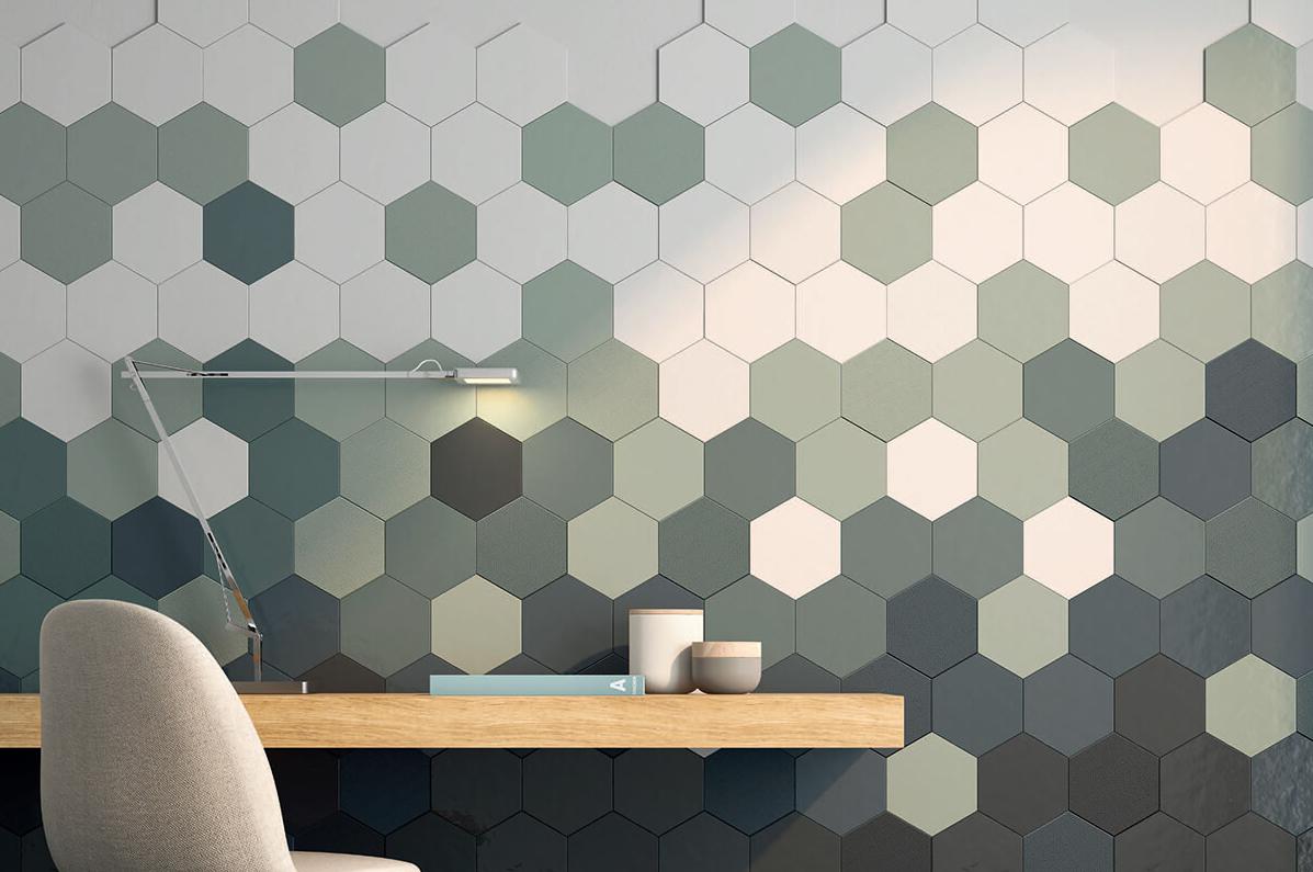 ALEA让墙面耳目一新的墙砖设计