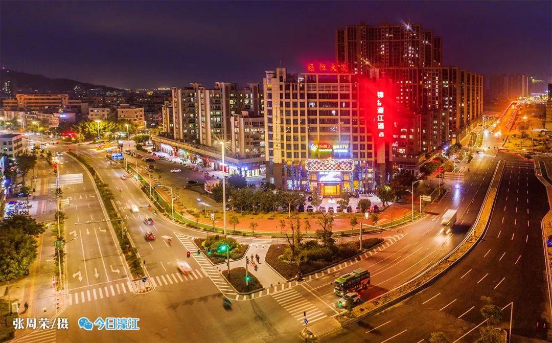 濠江多个重点民生项目建设推进中