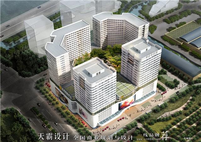 """杭州G193艺术生活购物中心""""乐享无界新生活""""设计欣赏"""