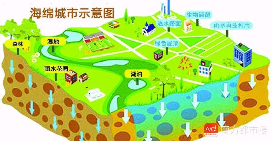 暴雨天气不再内涝,东莞这8个片区试点海绵城市建设