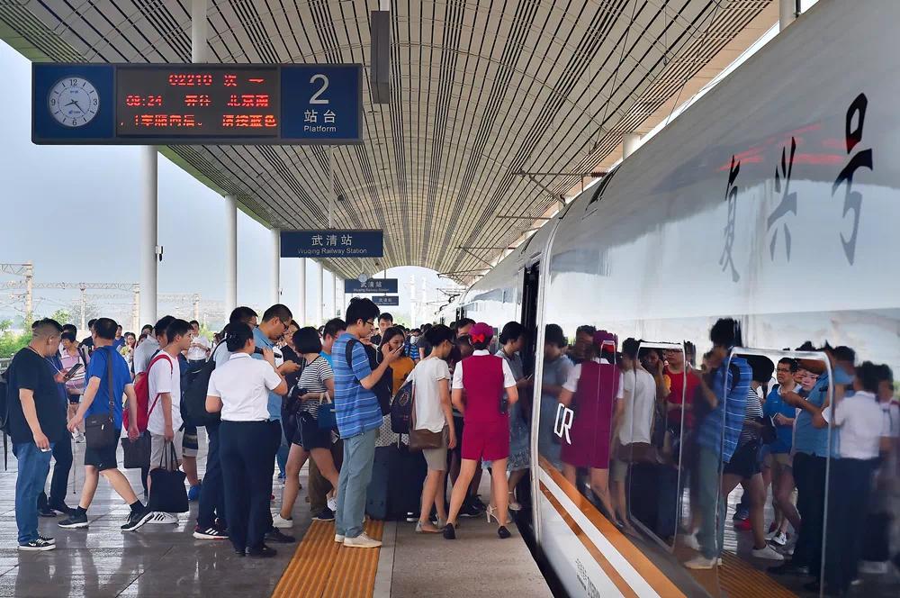 中秋火车票已开售!国庆节火车票9月2日起开抢