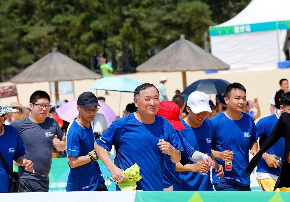 全球首创最美赛道 国际沙滩半马赛事雅居乐清水湾启航