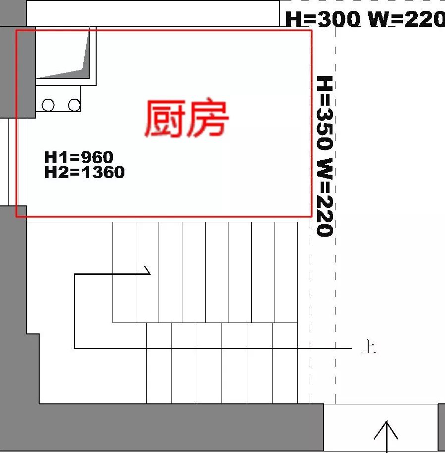 设计师50m²魔改五房,六口之家一点都不挤! 设计师 第18张