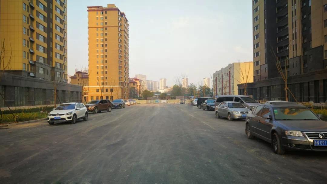大业锦绣阳光城――工程播报 幸福呈现 触手可及!