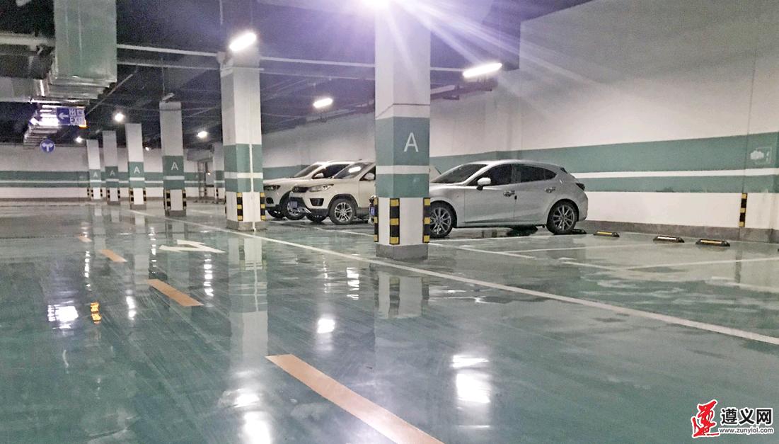 鼓励单位和个人修建临时停车场
