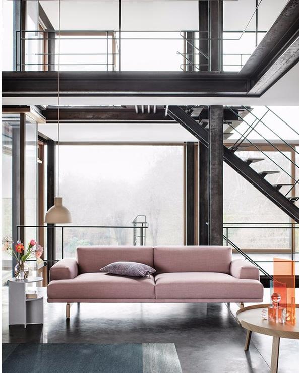 MUUTO家具現代工藝品質,北歐風格家具