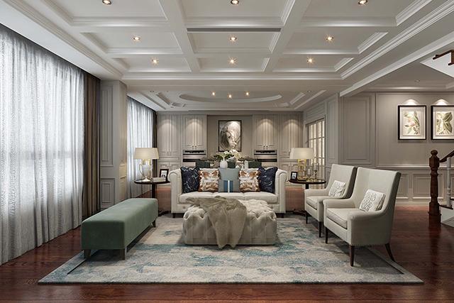 别墅设计|了解美式风格设计要点