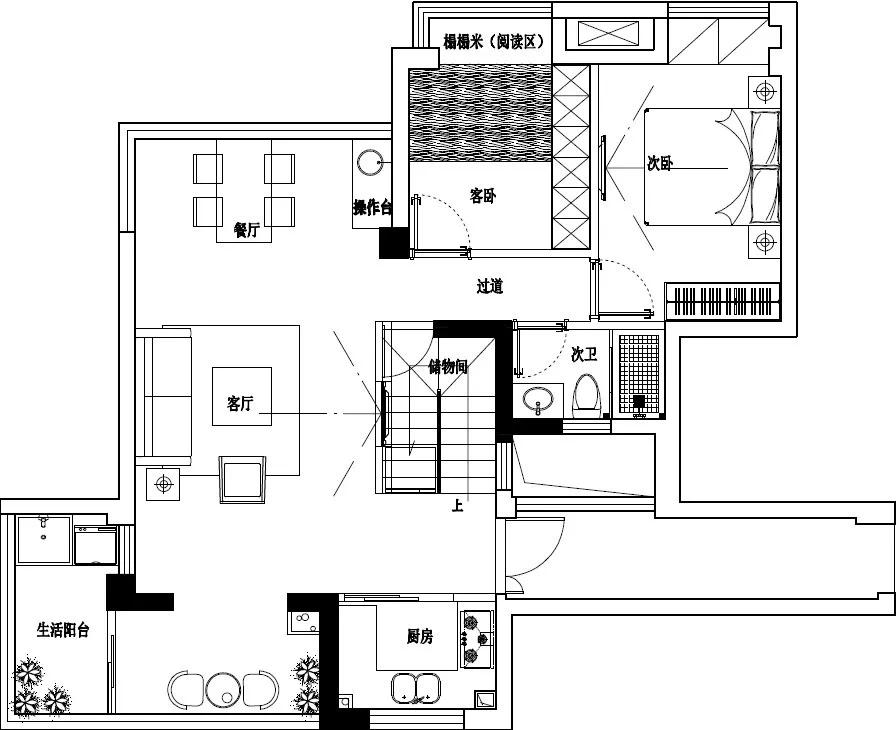 设计师各色彩的巧妙搭配,打造室内家居高级感 色彩搭配 装修 高级感 第5张