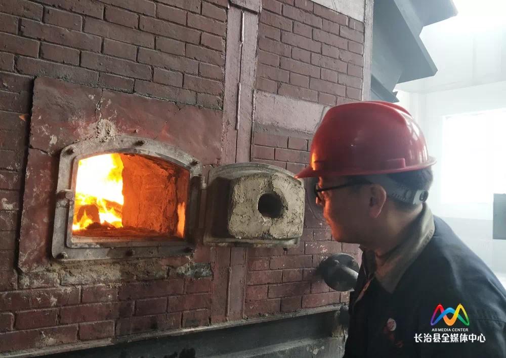 长治县今冬集中供热提前5天点火运行