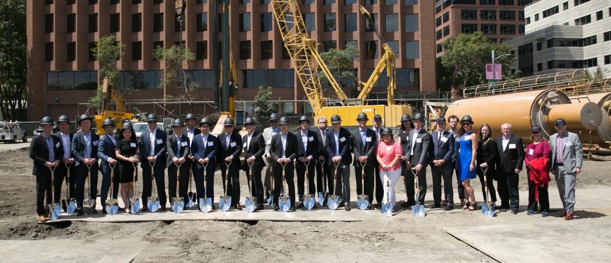 上置集团:旧金山One Steuart Lane项目正式开工