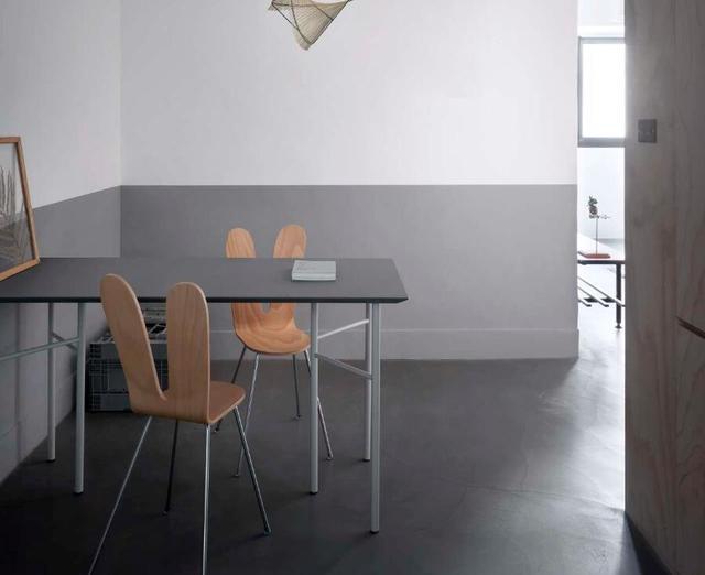 70m²现代极简设计,软装搭配装修设计效果图