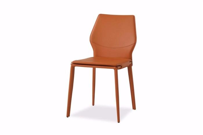 AIRNOVA單椅簡潔設計,清新藝術風格