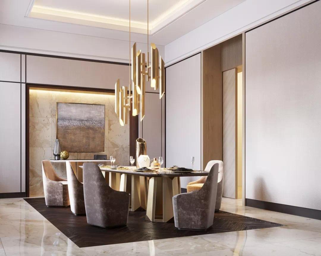 打造高级感的家,低调而奢华,你需要黄铜元素! 高级感 黄铜元素 第33张
