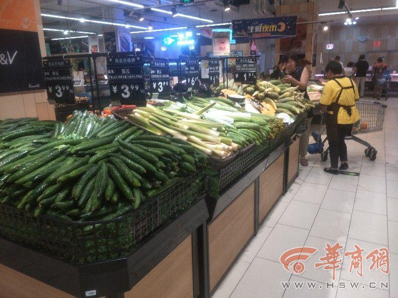 渭南城区菜蛋肉粮油均上涨 鸡蛋每公斤涨到近12元
