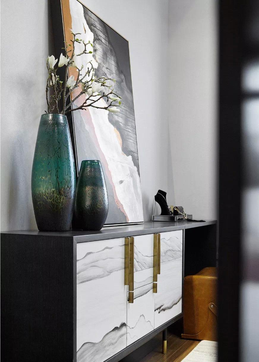 打造高级感的家,低调而奢华,你需要黄铜元素! 高级感 黄铜元素 第18张