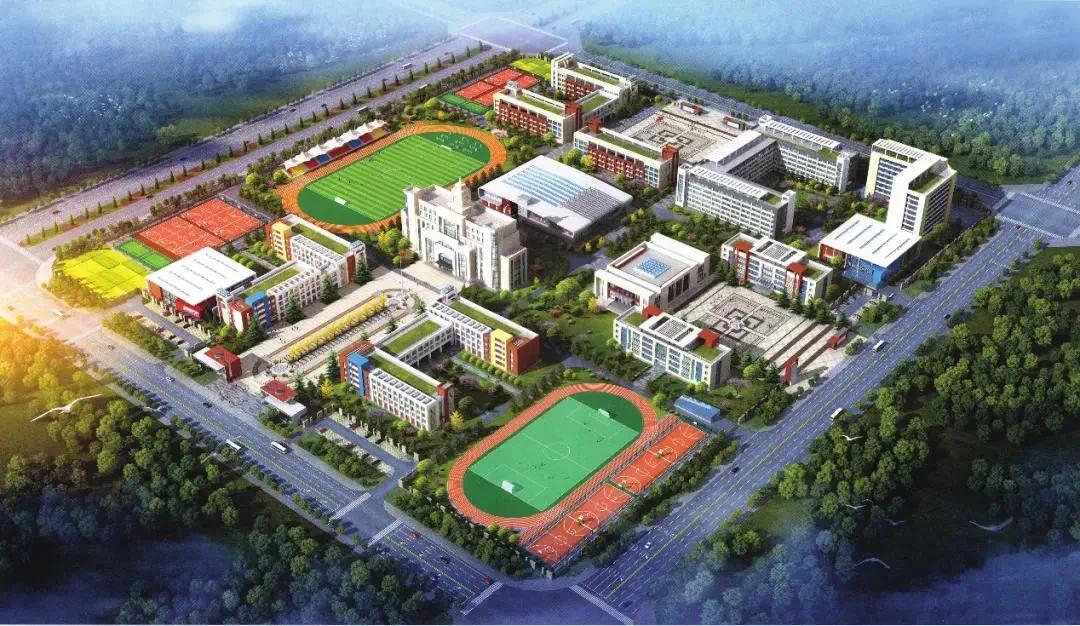 总投资8.97亿元!兰州大学附属学校 (榆中)项目开工